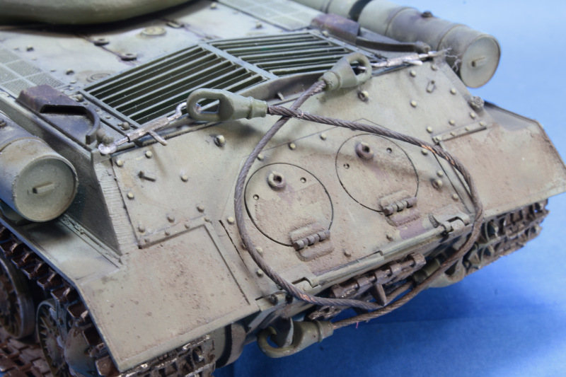 ИС-1 тяжелый танк СССР 1/35 Trumpeter 05587 B090187936df