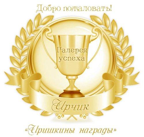 Иришкины награды 45541c30b4f5t