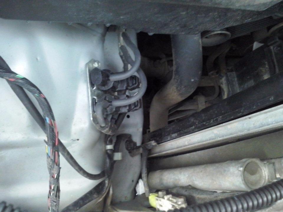 Ремонт Pajero 4 2012 рестайлинг после ДТП A818f91b9c5f