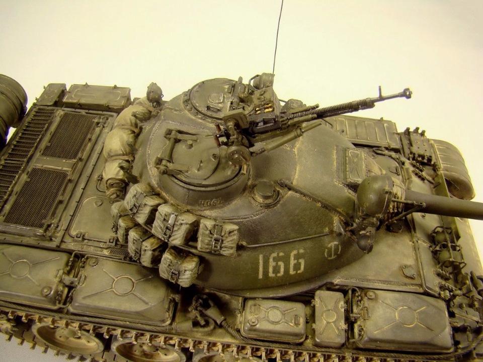 Т-55. ОКСВА. Афганистан 1980 год. - Страница 2 52a519c71a2d