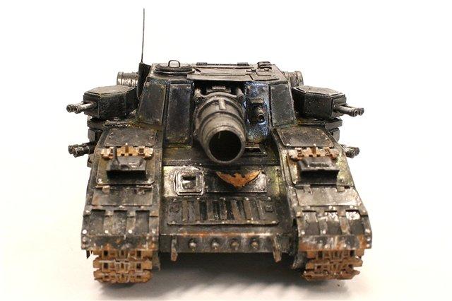 Танк по мотивам Warhammer - [готово] 89e3d0c77945