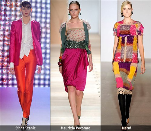 Как правильно сочетать цвета в одежде A47e85b5ead2