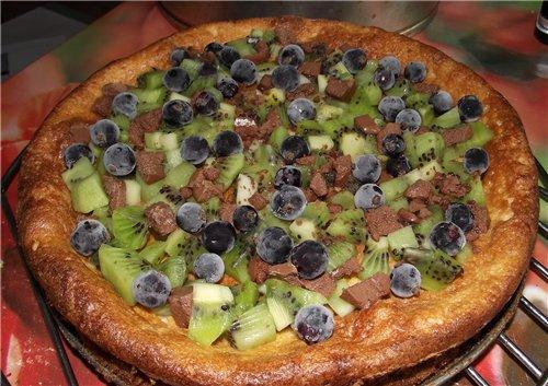 Творожно-йогуртовый торт F7b431b433ea