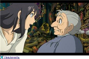 Ходячий замок / Движущийся замок Хаула / Howl's Moving Castle / Howl no Ugoku Shiro / ハウルの動く城 (2004 г. Полнометражный) 927957015820t