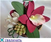 Цветы ручной работы из полимерной глины - Страница 5 7ce32563fabdt