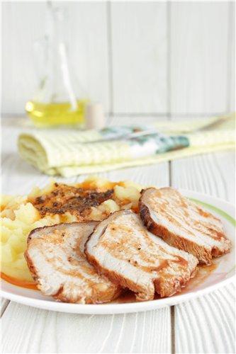 Мясо как оно есть, тушеное, вяленое, копченое. Блюда с мясом - Страница 10 1683fe5e2653