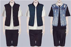 Повседневная одежда (свитера, футболки, рубашки) - Страница 30 5cf49f1fc61b