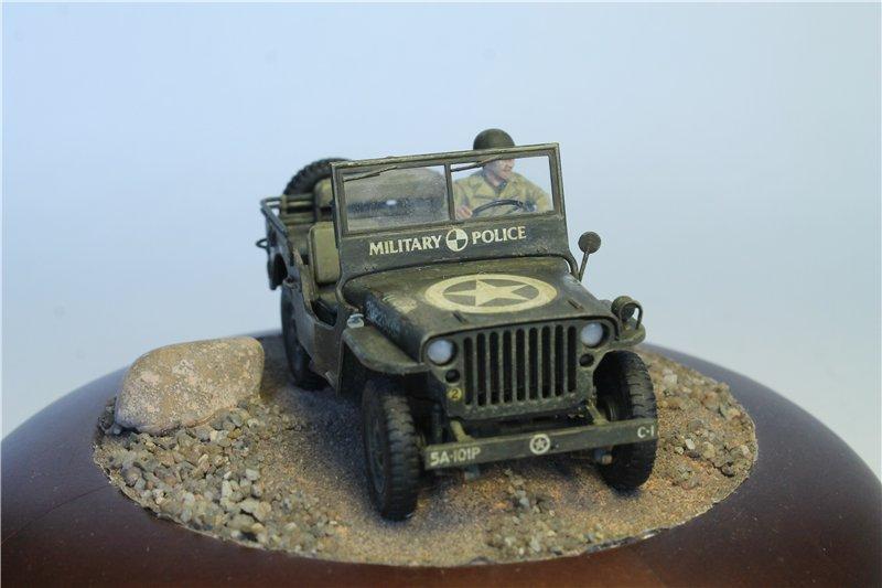 Tamiya 35219 Jeep Willys MB 1/4-ton 4x4 truck 1:35 Cc0cf90d8a55