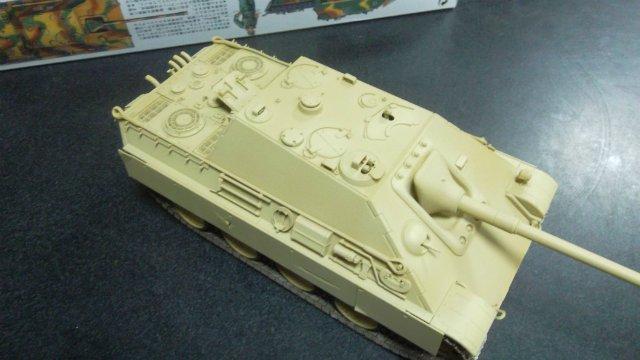 Jagdpanther, 1/35, («Tamiya» 35203). 2b6bd33bb29a