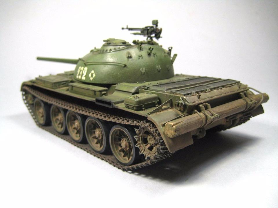 Т-54 образца 1951 г.  22605c135517