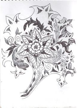 Рисунки ручкой 2dac7386babct