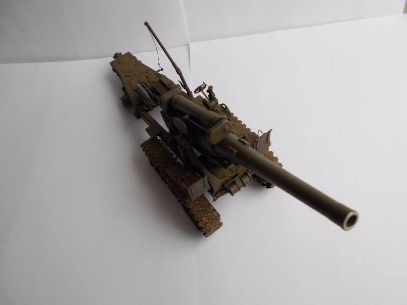 Советская 203-мм гаубица Б-4 1/35 (Alan №3522) - Страница 2 E66cc23590e3
