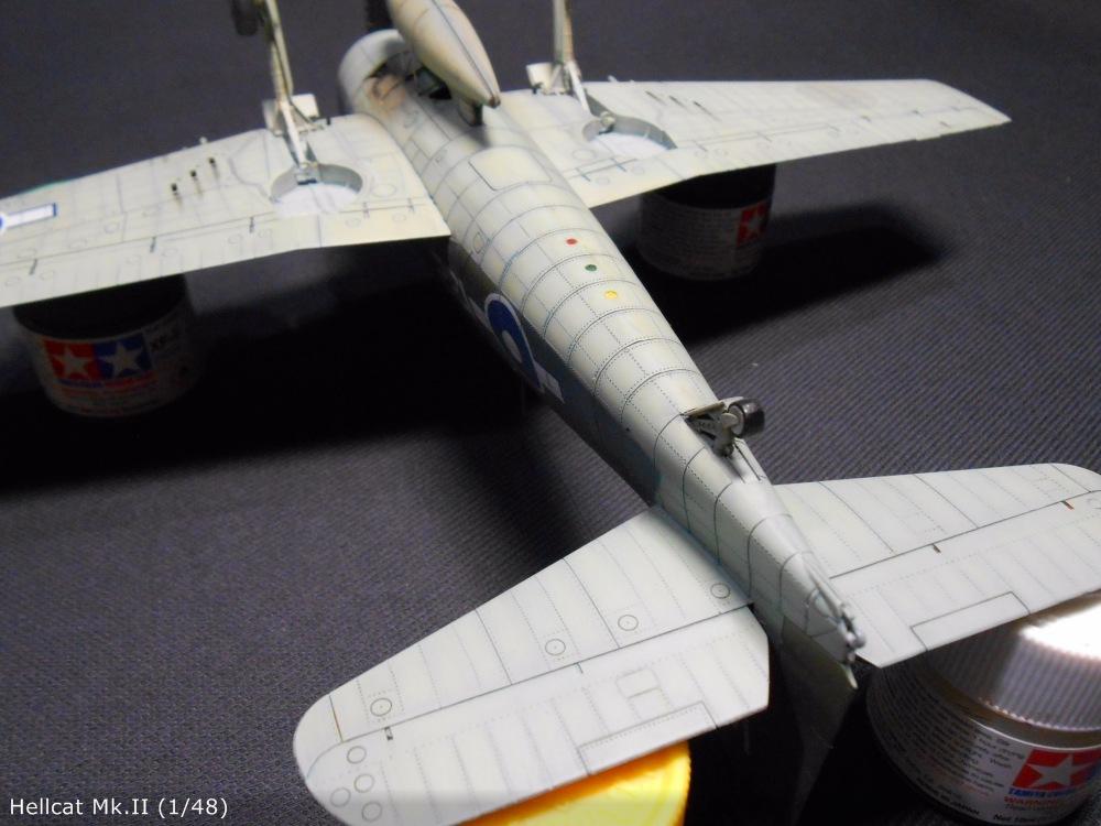 Hellcat Mk.II, Eduard (1/48) 33539f5a3b60