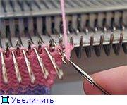 Мастер-классы по вязанию на машине - Страница 2 98971ad9f837t