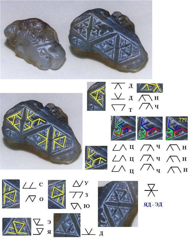 Руны на артефактах (варианты разбора) 2bdd69b0158a