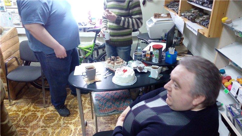 16.01.2016г. Встреча Тюменских моделистов у Влада К. D09e5b4dfe02