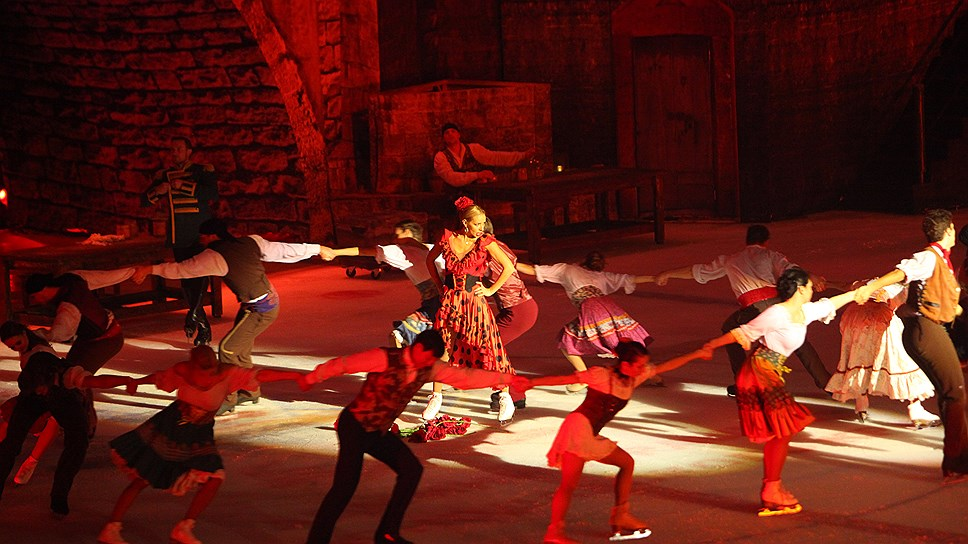 """Carmen on ice"". Краснодар, далее, везде (турне 2016-2017) 94d13c666b12"