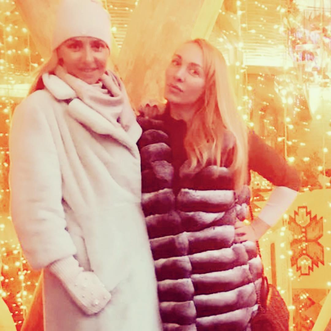Татьяна Навка в соцсетях-2017 - Страница 4 89c108fba2c6