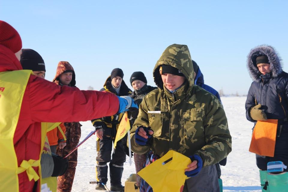 Первенство города Кургана по ловле на мормышку со льда среди юношей и девушек с 14 до 17 лет. 9d2ec584fb03