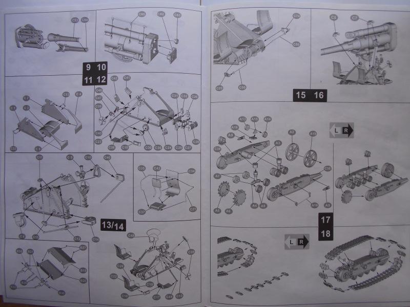 Обзор Б-4 1/35 (alan №3522) 1a7b14ca8fc7
