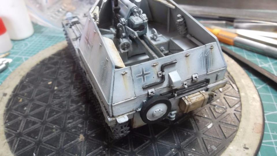 Перекраска старой модели. Ad03525c4f3e