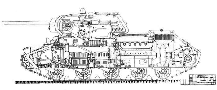 КВ-13 средний танк 98cacc902128