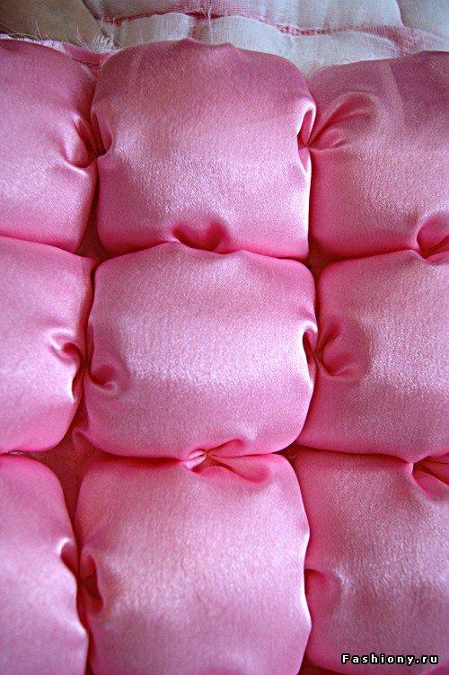 Шьем декоративное одеяло и подушку. Мастер-класс E85aa26ecaa3