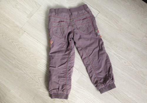 Модные стильные штанишки для девочки 2-4 лет б/у 1f59c0906bda