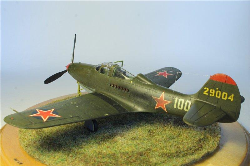 P-39 Airacobra от Eduard 1:48 E180c2ba506f