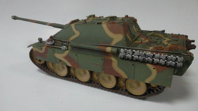 Jagdpanther, 1/35, («Tamiya» 35203). 0749506875c8