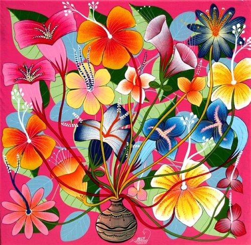 Цветотерапия в живописи... 3f703babf6b9