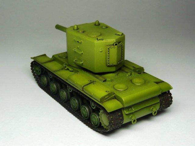 КВ-2 1/72 Трумпетер E6baac72ce37