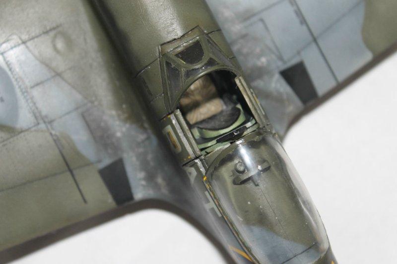 Supermarine Spitfire Mk. 22 Revell. 1/32 6f5086749f25