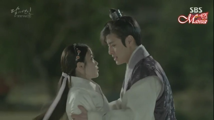 Лунные влюблённые - Алые сердца Корё / Moon Lovers: Scarlet Heart Ryeo B8f17b3ca060