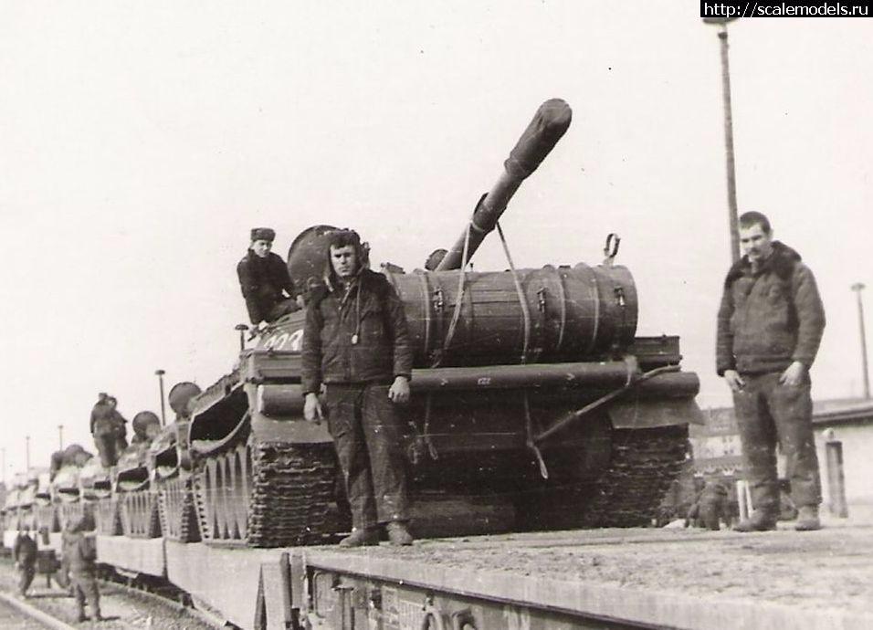 Т-55. ОКСВА. Афганистан 1980 год. 4d5a4f77fa25
