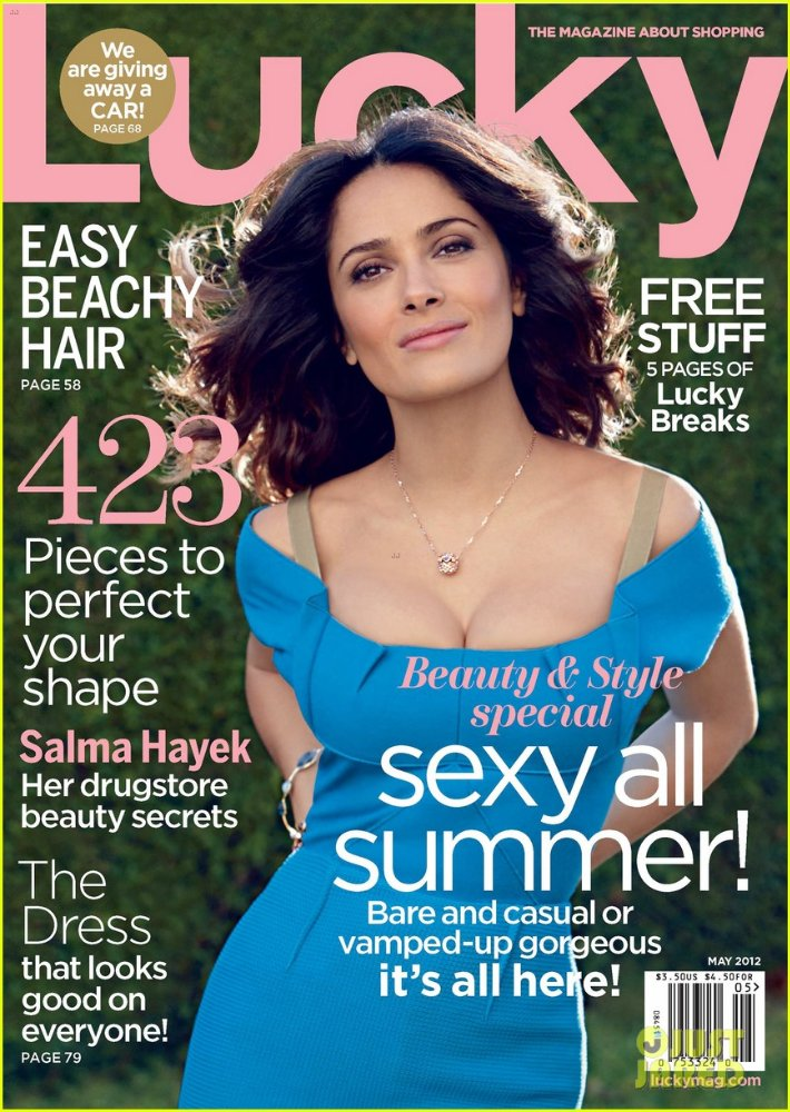 Salma Hayek - Страница 3 10d6385bfa3e