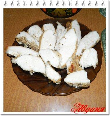 Пастрома из индюшачьей (куриной) грудки A60fa92a12c4