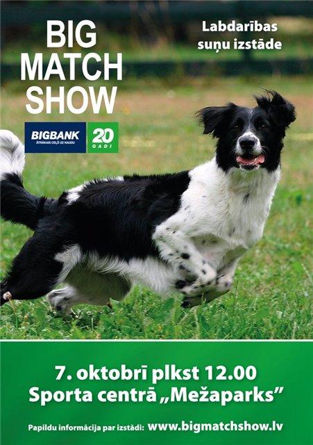 7.oktobri - labdarības izstāde BIG Match Show A1628381da09
