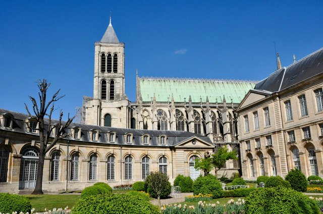 Les nouveaux bâtiments conventuels des XVII° et XVIII° siècles 7f0153646643