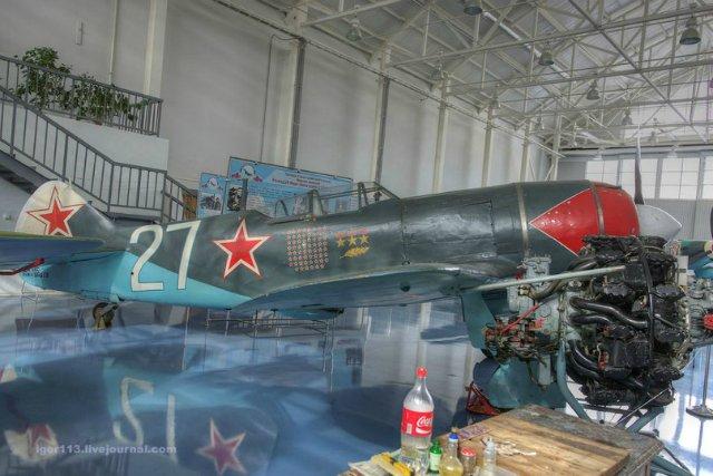 ВАЛК! Ла-7 Кожедуба и двигатель М-82 Ceb8b499c328