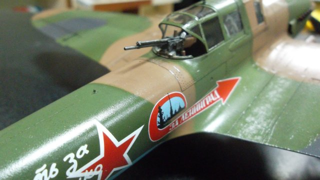 Ил-2, масштаб 1/48, (Tamiya 61113). 17dbc3e90f01