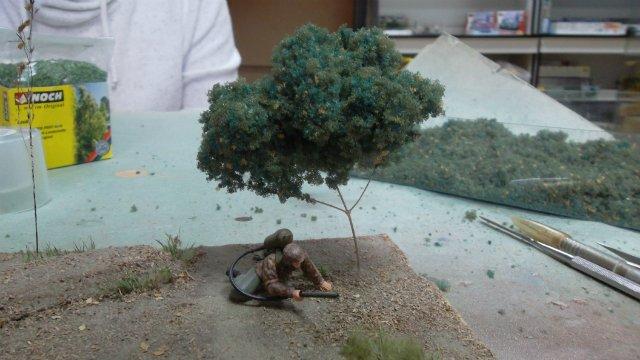 Деревья для диорам (возможные варианты). 48e2f9d45070