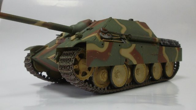 Jagdpanther, 1/35, («Tamiya» 35203). 63b768375341