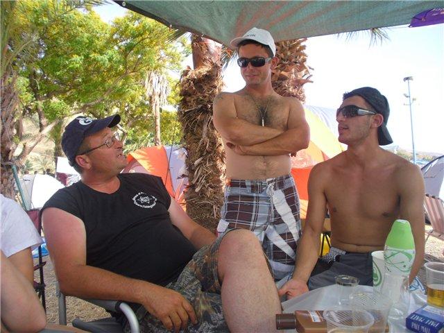Отчёт о турнире по блеснению с лодок на Кинерете 26.05.2012 929c819b678f