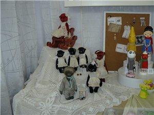 Время кукол № 6 Международная выставка авторских кукол и мишек Тедди в Санкт-Петербурге - Страница 2 017f1585feb4t