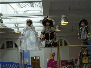 Время кукол № 6 Международная выставка авторских кукол и мишек Тедди в Санкт-Петербурге - Страница 2 3e511bc01ccet