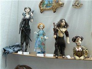 Время кукол № 6 Международная выставка авторских кукол и мишек Тедди в Санкт-Петербурге - Страница 2 6f9e8c5fc149t