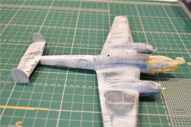 Bf-110 C-4/B (Airfix)  1/72 Eebf47e1e9e7