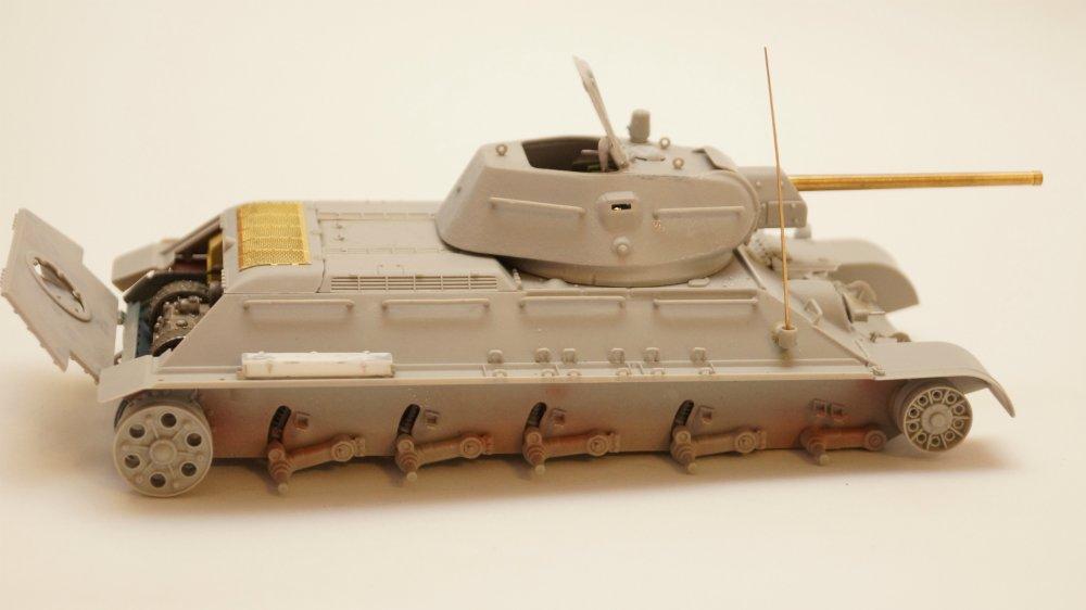 AFV Club AF35143 1/35 T-34/76 завода №112 5f214047f30f