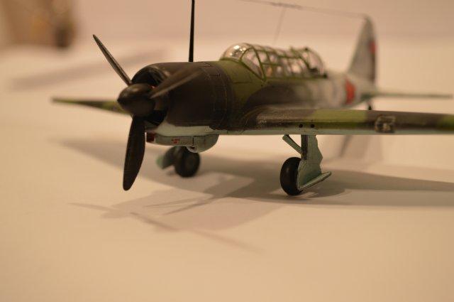 Су-2Р (ICM) 1/72 C4141136e2b0